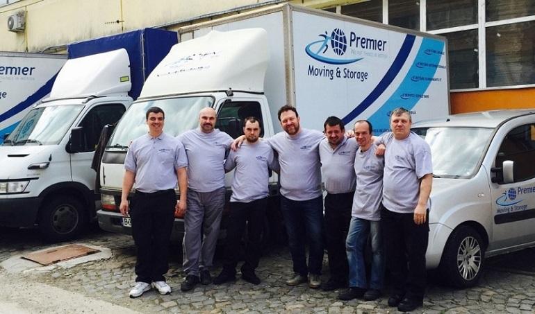Firma mutari Premier Moving